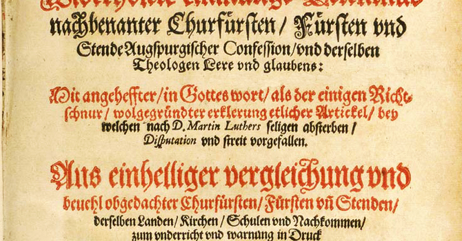 Small Catechism of Martin Luther
