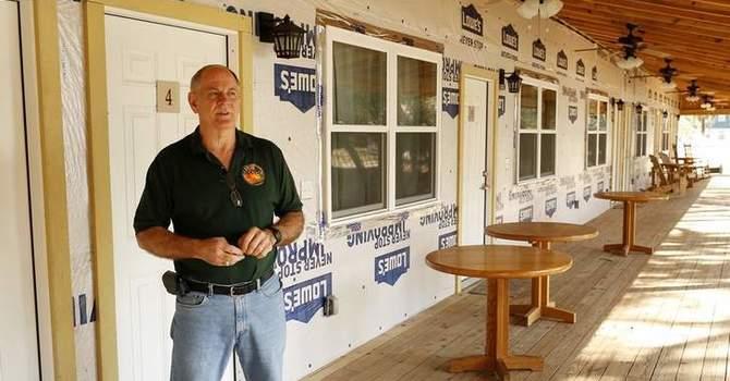 RENOVATIONS STIR DECADES OF MEMORIES AT LAKE SWAN CAMP image
