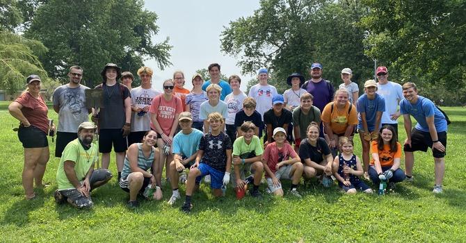 Volunteer Group - FUMC Tulsa image