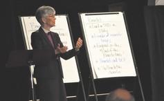 Bishop teaching for top