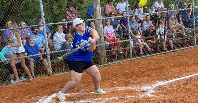 Church League Softball Begins! image