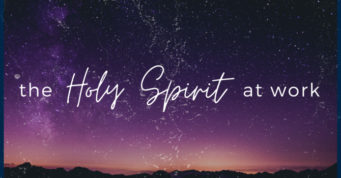The Spirit Within Us: Praise, Thanksgiving, and Submission