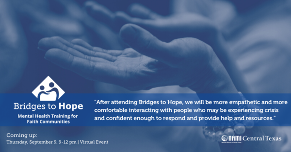 Be a Bridge of Hope