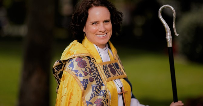 Finding Hope in Liminal Times - Bishop Anna Greenwood-Lee
