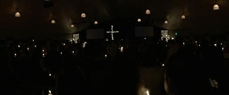 Christmas Eve Candle Light Service