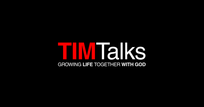 Tim Talks: Rev. Dr. Tim Archibald