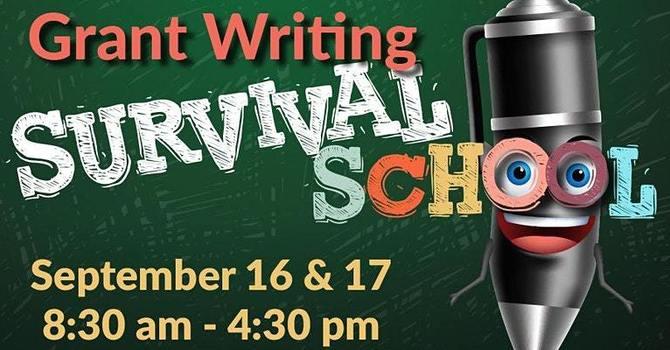 Grant Writing Survival School image