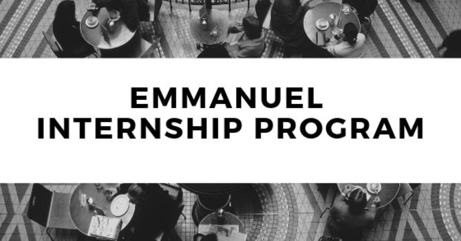 Emmanuel Internship Program image
