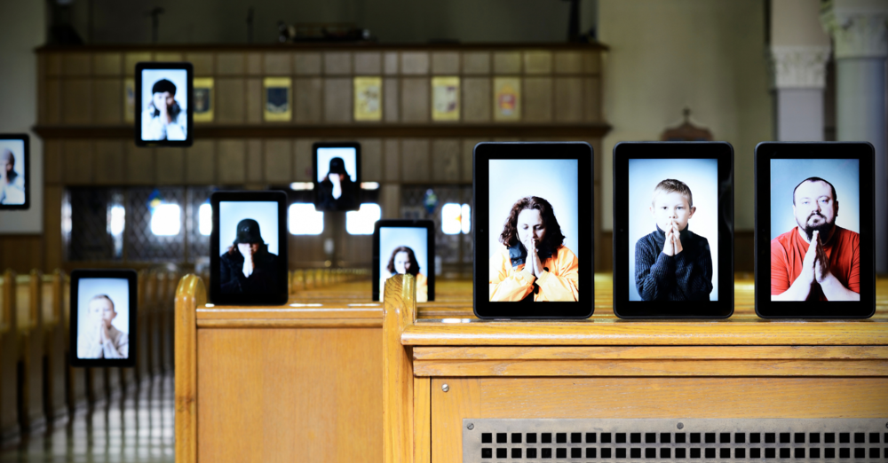 """""""Are virtual church services here to stay?"""" By Emma Prestwich"""