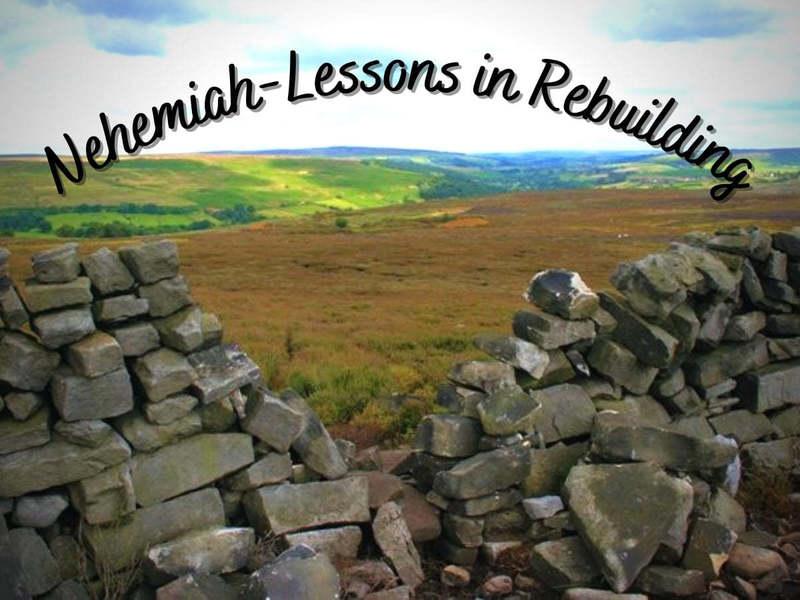 Nehemiah Chapters 2-3