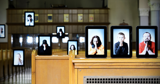 """""""Are virtual church services here to stay?"""" By Emma Prestwich image"""