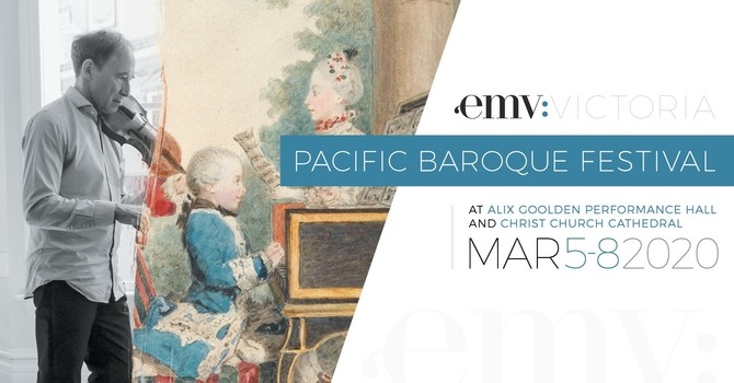 Pacific Baroque Festival: Galant and Elegant