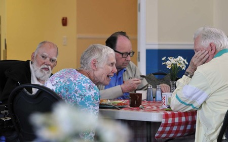 Senior's Moment Lunch Moves to St. Catherine's