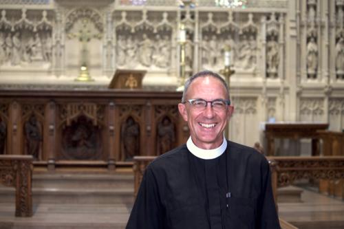 The Very Rev. Dr. Tim Dobbin