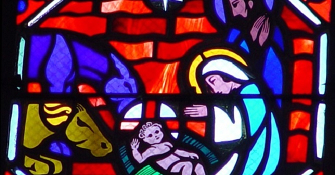 Pentecost 12 & Feast Day of the Virgin Mary image