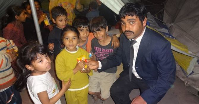 CLI-Grace Fellowship Ministries-Pakistan