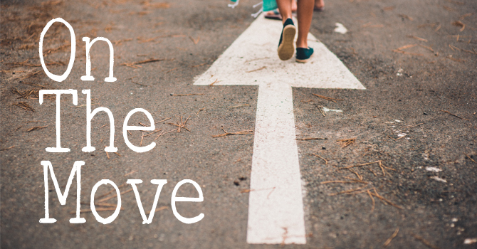 On The Move   May Teaching Series image