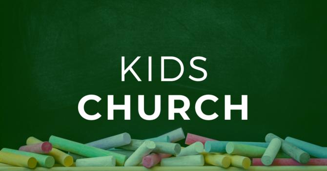 Kids Church image
