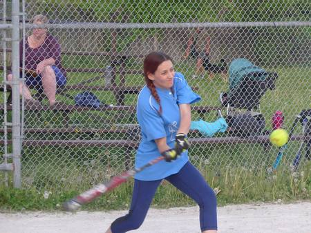 St. Andrew's Anglers Softball Game