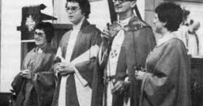 40th Anniversary Ordination of Women - ACoC