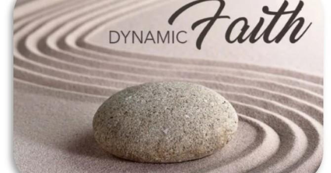 Dynamic Faith image