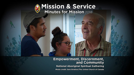 Minute for Mission: Empowerment, Discernment, and Community!