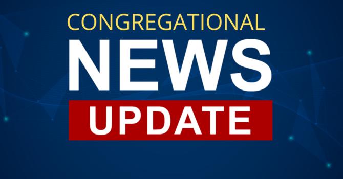 Congregational News image