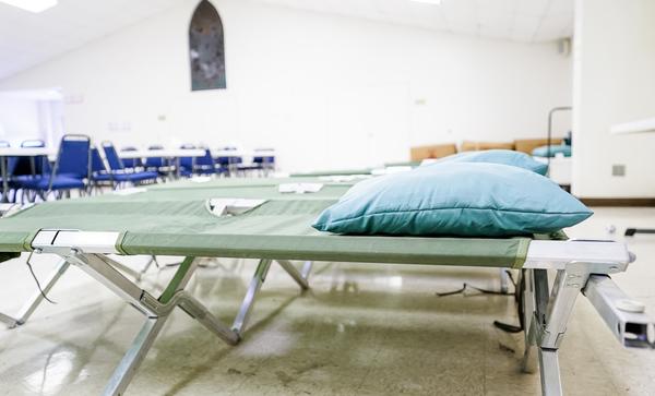 San Antonio Respite Center Opens To Provide Welcome To Asylum Seekers