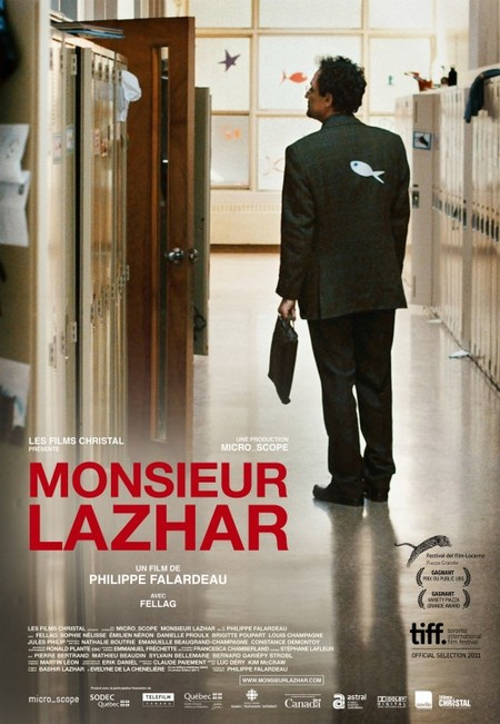 "MovieNight @ StPaul's presents ""Monsieur Lazhar"""