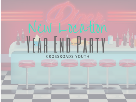 Year End Youth Party!
