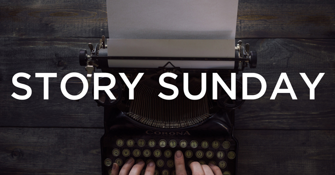 Story Sunday: Ruth, Harvey, & Jenny