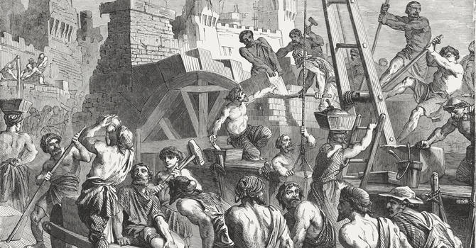 2021/04/25 Nehemiah Session 3 - Opposition to Rebuilding the Wall