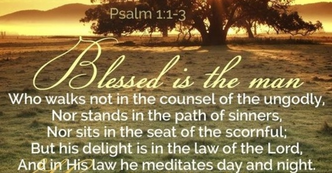 2021/07/04 Sacred Songs: Psalm 1