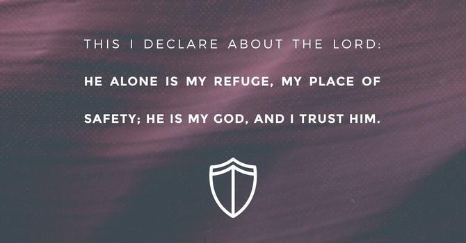 2021/07/18 Psalm 91