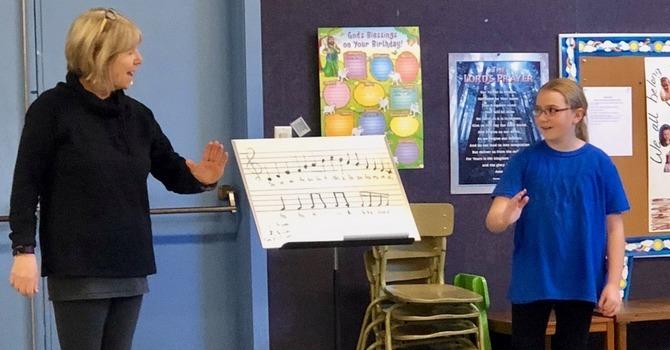 St. Andrew's Children's Choir image