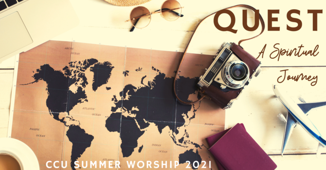 Full worship service: July 25, 2021 (The Encounter)