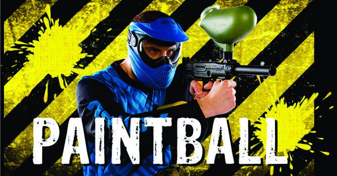 Men's Paintball Activity