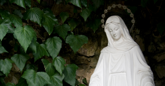 Feast of St. Mary the Virgin