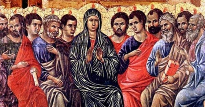 The Feast of St. Mary the Virgin
