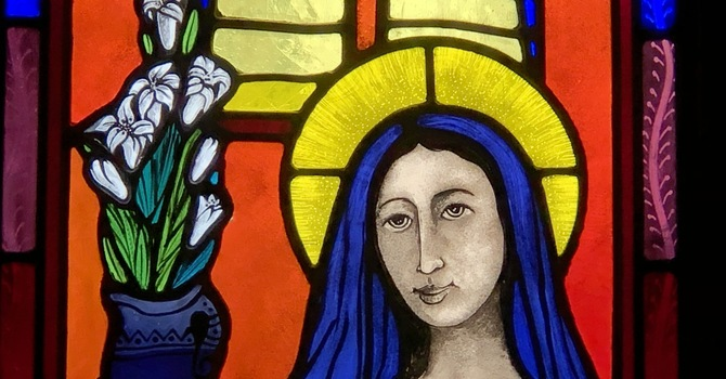 15 August 2021 Holy Eucharist of the Blessed Virgin Mary image