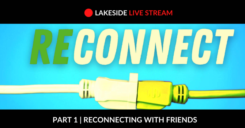 Reconnect with Friends - Full Service