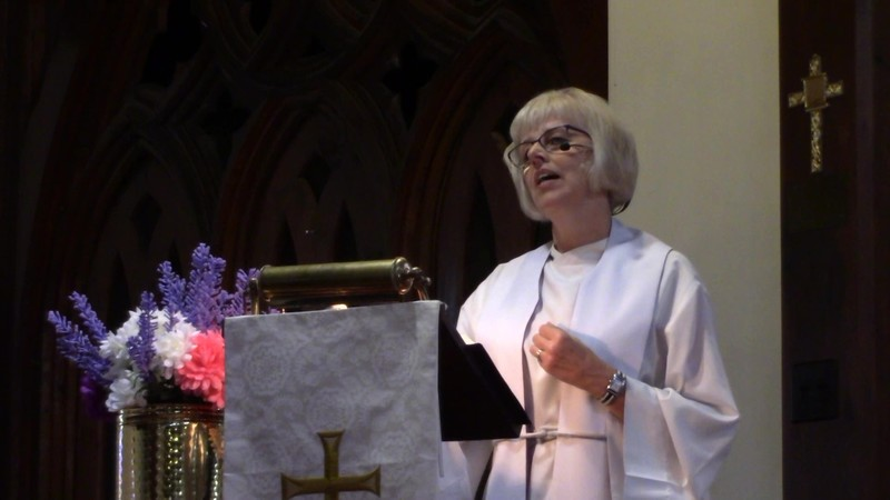 Sermon - Feast of Saint Mary the Virgin, Aug. 15, 2021