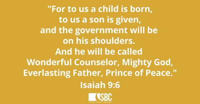 December Prayer Verse image