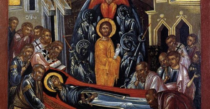 The Assumption of the Virgin Mary Sunday