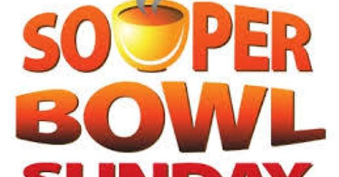 Soup-er Bowl Sunday