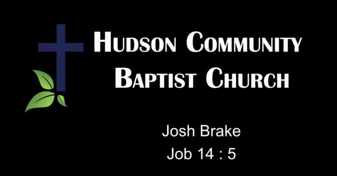 Job 14:5