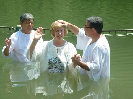 Baptism & Picnic Potluck Following Worship