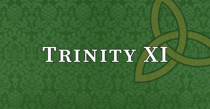 Trinity XI