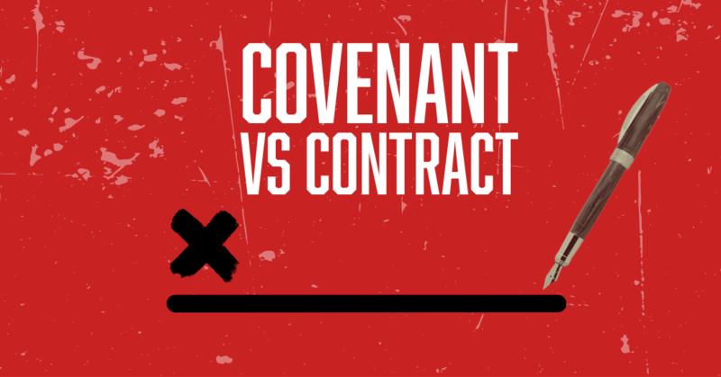 Covenant vs Contract - Aimee Allen