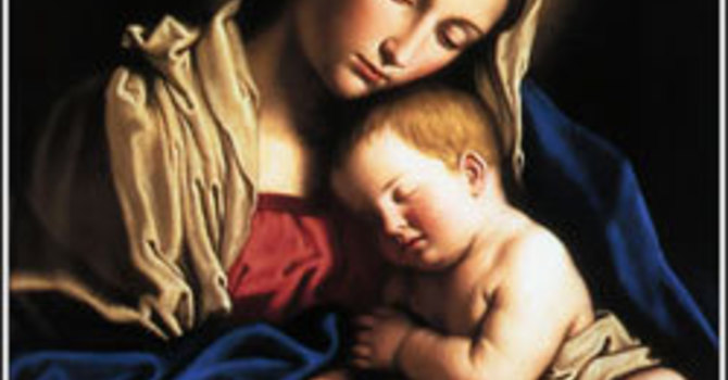 St. Mary the Virgin Holy Day